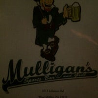 Photo taken at Mulligans Sports Bar And Grille by Tim A. on 11/3/2011