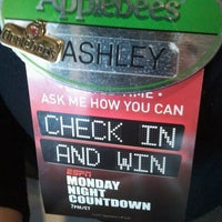 Photo taken at Applebee's Neighborhood Grill & Bar by Ashley H. on 9/8/2011