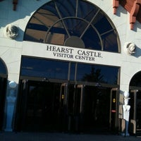 Photo taken at Hearst Castle Visitor Center by J.C. C. on 8/31/2011