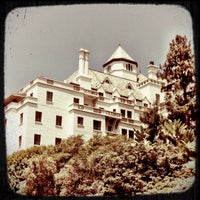 Photo taken at Château Marmont by Khaled H. on 6/16/2012