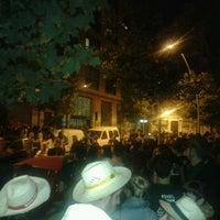 Photo taken at Fiestas de Les Corts by Javi L. on 10/8/2011