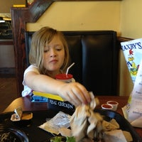 Photo taken at Zaxby's Chicken Fingers & Buffalo Wings by Tim C. on 3/27/2012