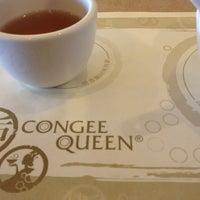 Photo taken at Congee Queen 皇后名粥 by Oskar W. on 5/19/2012