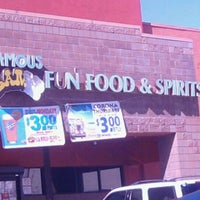 Photo taken at Famous Sam's by Crystal G. on 3/23/2012