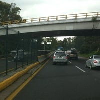 Photo taken at Autopista México - Cuernavaca by Armando I. on 8/17/2012