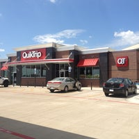 Photo taken at QuikTrip by Dave T. on 8/31/2012
