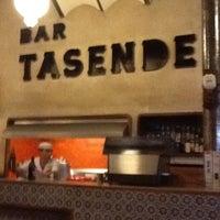 Photo taken at Bar Tasende by Germán G. on 6/14/2012