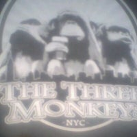 Photo taken at The Three Monkeys by Heavy on 9/28/2011