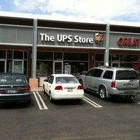Photo taken at The UPS Store by Bryan V. on 11/5/2011