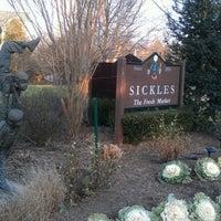 Photo taken at Sickles Market by Warren W. on 1/7/2012