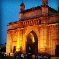 Photo taken at Gateway of India by Walter C. on 9/1/2012
