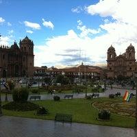 Foto tomada en Plaza de Armas de Cusco por Alvaro G. el 6/9/2012