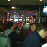 Photo taken at Crystal City Sports Pub by Marisa P. on 10/2/2011
