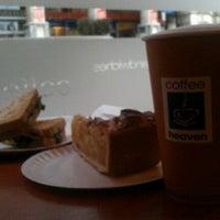 Photo taken at Coffee Heaven by Irina K. on 3/11/2012