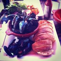Photo taken at Café Biere by Abbey P. on 12/3/2011