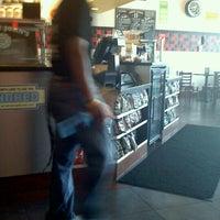 Photo taken at Jimmy John's by Chris L. on 7/8/2011