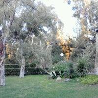 Photo taken at Kaisariani Municipal Park by Spiros K. on 8/15/2012