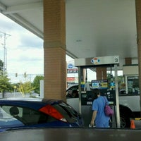 Photo taken at Kroger Fuel by Jessica B. on 9/9/2011