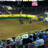 Photo taken at Snake River Stampede by Heather L. on 7/16/2012
