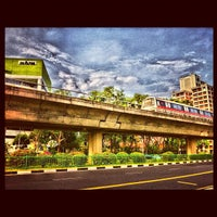 Photo taken at Bus Stop 84019 (Opp Chai Chee Ind Pk) by Moses A. on 11/11/2011
