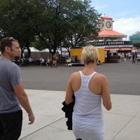 Photo taken at Summerfest South Gate by Joe A. on 7/29/2012