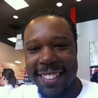 Photo taken at Five Guys by Donelle S. on 3/31/2012