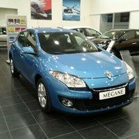Photo taken at Renault by Jose Antonio C. on 3/7/2012