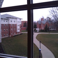 Photo taken at Northern Suites (IUP) by Adolphe on 3/9/2012