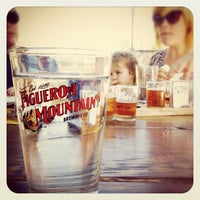Photo taken at Figueroa Mountain Brewing Company by Manny on 9/9/2012