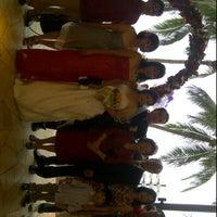 Photo taken at Filion & Angie Wedding Reception @ Tanjung Bunga Hotel by Malaya U. on 7/24/2011