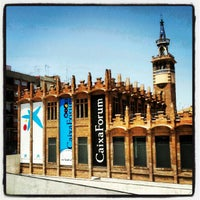 Photo taken at CaixaForum Barcelona by robin g. on 6/28/2012