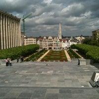 Das Foto wurde bei Kunstberg / Mont des Arts von Anna-Lara D. am 6/7/2012 aufgenommen