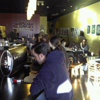 Photo taken at Coffee & Crema by Fred L. on 1/29/2012