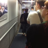 Photo taken at Gate B4 by FLI P. on 5/26/2012