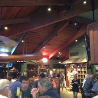 Photo taken at Doc Ford's Rum Bar & Grille by Brennan W. on 4/1/2012