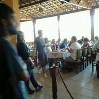 Photo taken at Restaurante da Lagoa by Gabriel M. on 9/25/2011