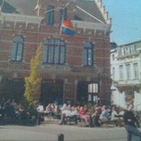 Photo taken at Het Roze Huis by Hans V. on 9/21/2011