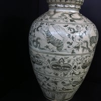 Photo taken at Lanna Ceramic Fair by Ote T. on 1/4/2011