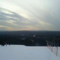 รูปภาพถ่ายที่ Тёплая Гора โดย Artem K. เมื่อ 1/2/2012