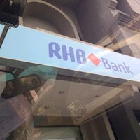Photo taken at RHB Bank (Town) by Mohammad Zaifah A. on 6/28/2012