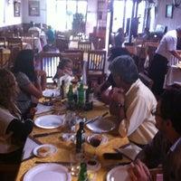 Photo taken at Los Aleros de 21 by Sebastián J. on 5/12/2012