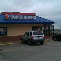 Photo taken at Burger King by Chris L. on 11/7/2011