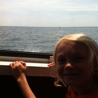 Photo taken at Straits of Mackinac by Brad T. on 7/7/2011