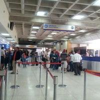 Photo taken at Aeropuerto Internacional Jacinto Lara (BRM) by Luis B. on 6/3/2012