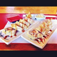 Photo taken at Joe's Sushi by Brian M. on 10/14/2011