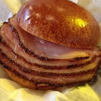 Photo taken at Pork Shoppe by Brad C. on 12/30/2011