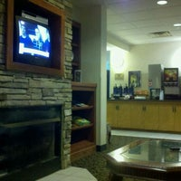 Photo taken at Best Western Blue Ridge Plaza by Chip J. on 11/23/2011