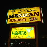 Photo taken at Las Palmas Mexican Restaurant by Richard H. on 7/29/2012