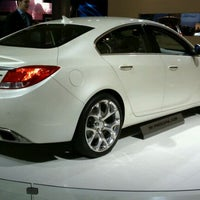 Photo taken at North American International Auto Show 2011 by Trent V. on 1/19/2011