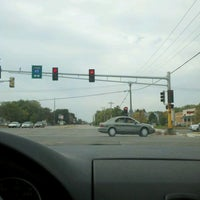 Photo taken at 109th/65 light by Lisa L. on 10/10/2011